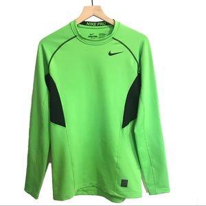Nike Pro Hyperwarm Fitted Long Sleeve Shirt